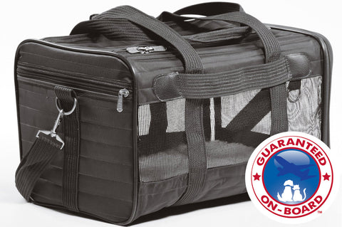 Sherpa Pet Original Deluxe Airline Approved Dog Carrier