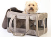 Gray Sherpa Pet Deluxe Airline Approved Dog Carrier