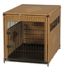 Mr. Herzher's Pet Residence Designer Wicker Dog Crate