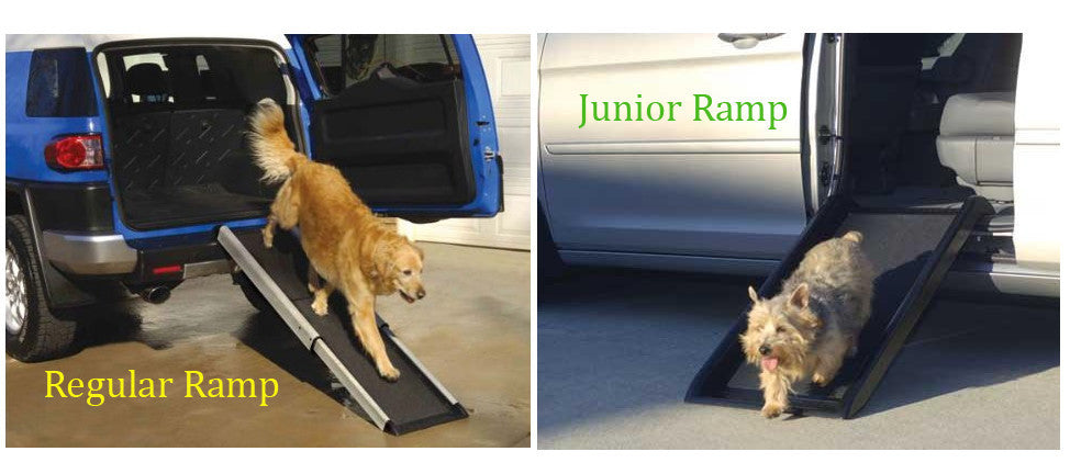 Simpson Ventures Mr. Herzher's Smart Dog Ramp