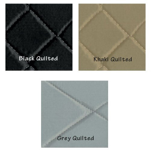 SUV Quilted Dog Bed & SUV Cargo Mat Color Options