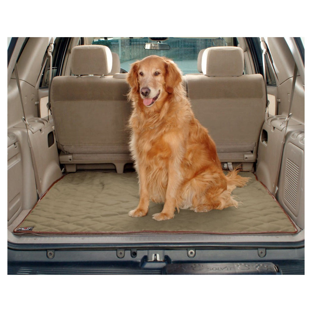 Solvit Deluxe Sta-Put Cargo Cover Liner for SUVs