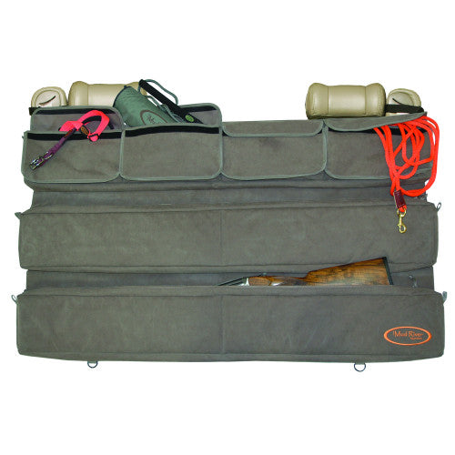 Mud River Truck Seat Organizer in Taupe