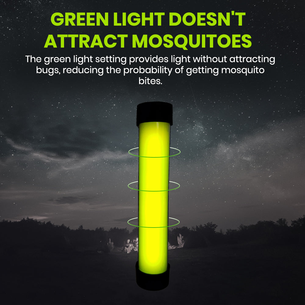 Meraki Hunt Magnetic LED Flashlight