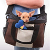 Doggles Hemp Messenger Pet Carrier
