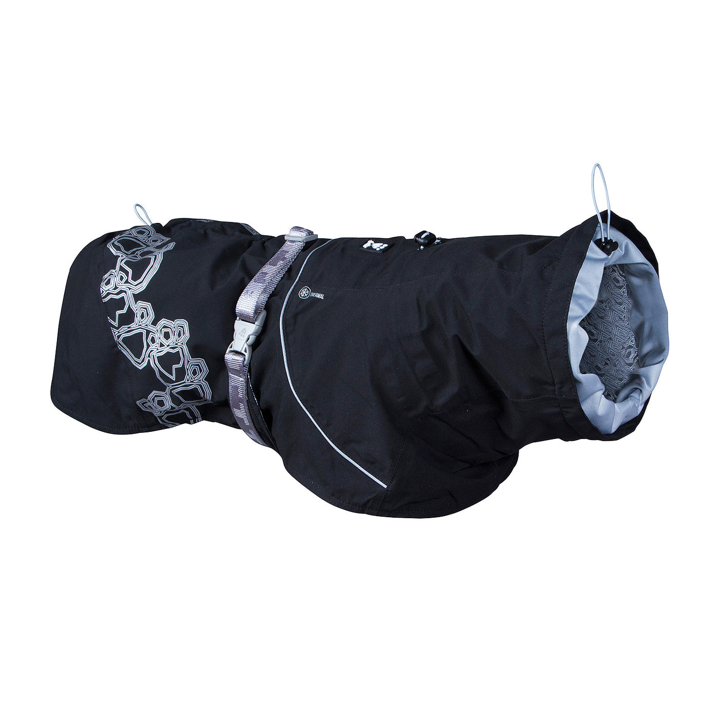 hurtta drizzle coat rainwear for dogs