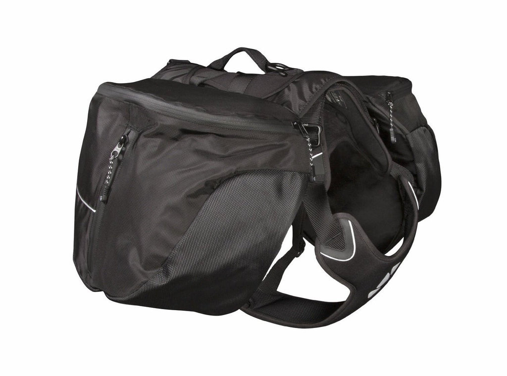 Hurtta Outdoors Trail Pack in Raven Black