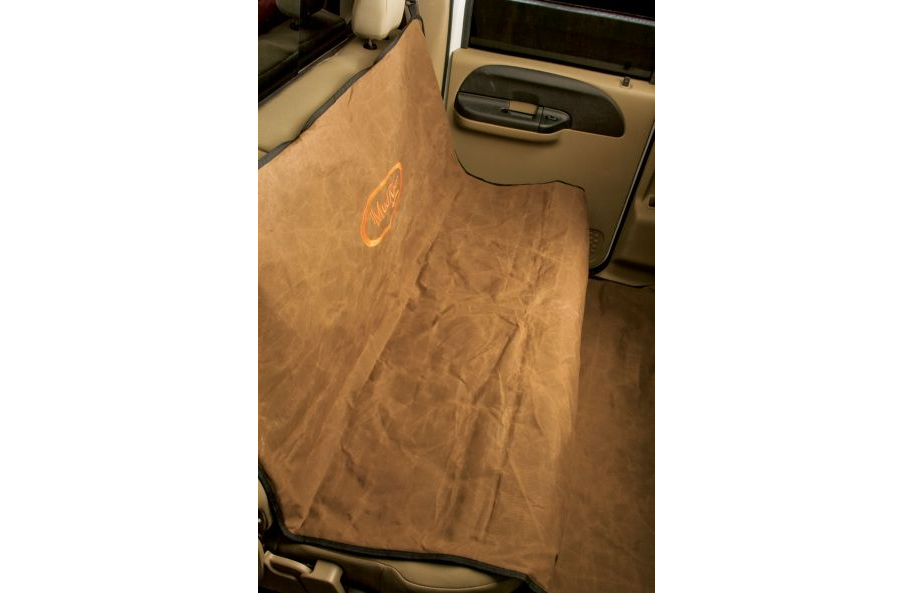 Mud River 2 Barrel Utility Mat & Seat Cover for Trucks, SUVs & Cars