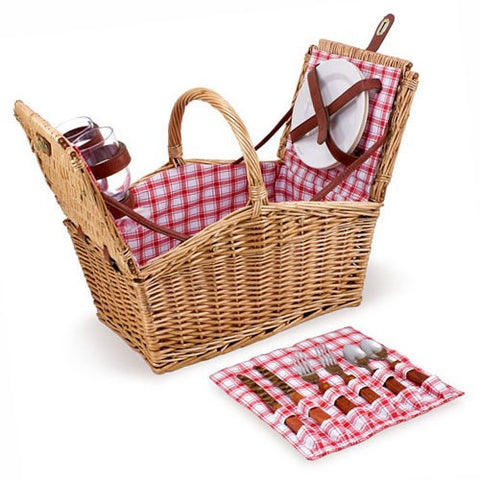 Piccadilly Picnic Basket For Two