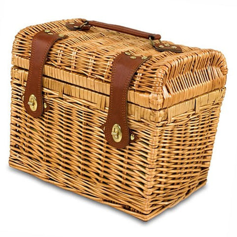 Napa Botanica Picnic Basket For Two