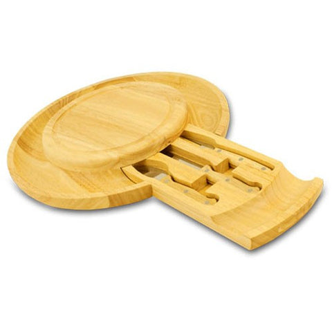 Colby Cheese Cutting Board and Serving Tray