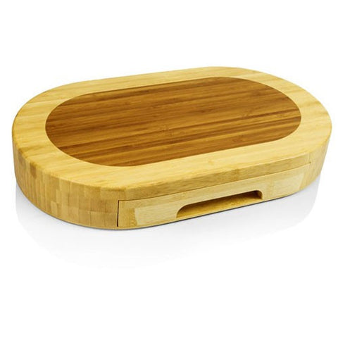 Formaggio Cheese Cutting Board With Cheese Tools
