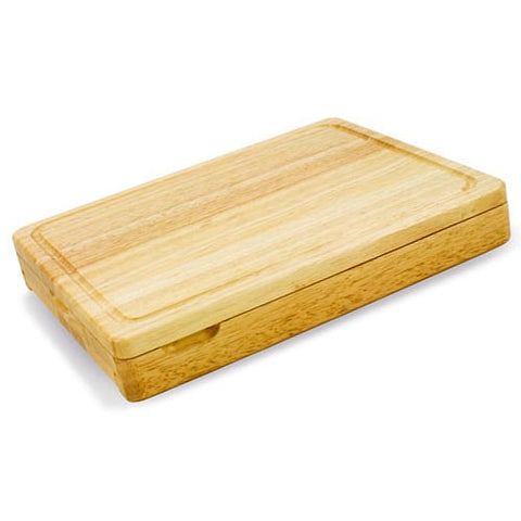 Asiago Cutting Board With Cheese tools