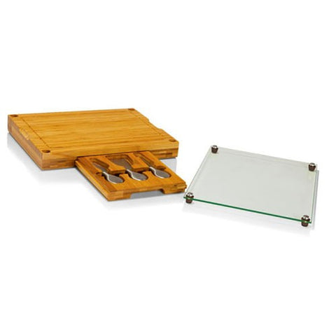 Concerto Cheese Cutting Board and Cheese Tool Set
