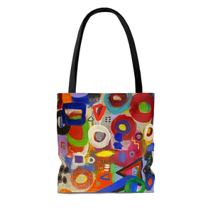 Synthesis Tote Bag PY