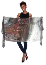 Load image into Gallery viewer, Agate Scarf