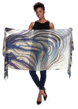 Load image into Gallery viewer, Azul Scarf