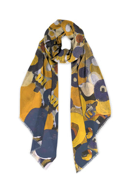 Golden Treasure Scarf