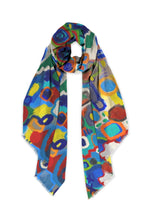 Load image into Gallery viewer, Kaleidoscope Scarf