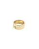 ORCUS RING- BRASS