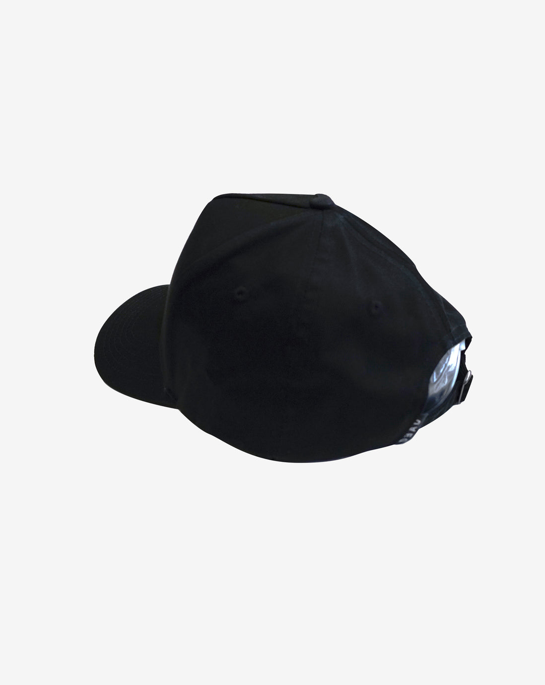BADGE SNAP BACK - BLACK