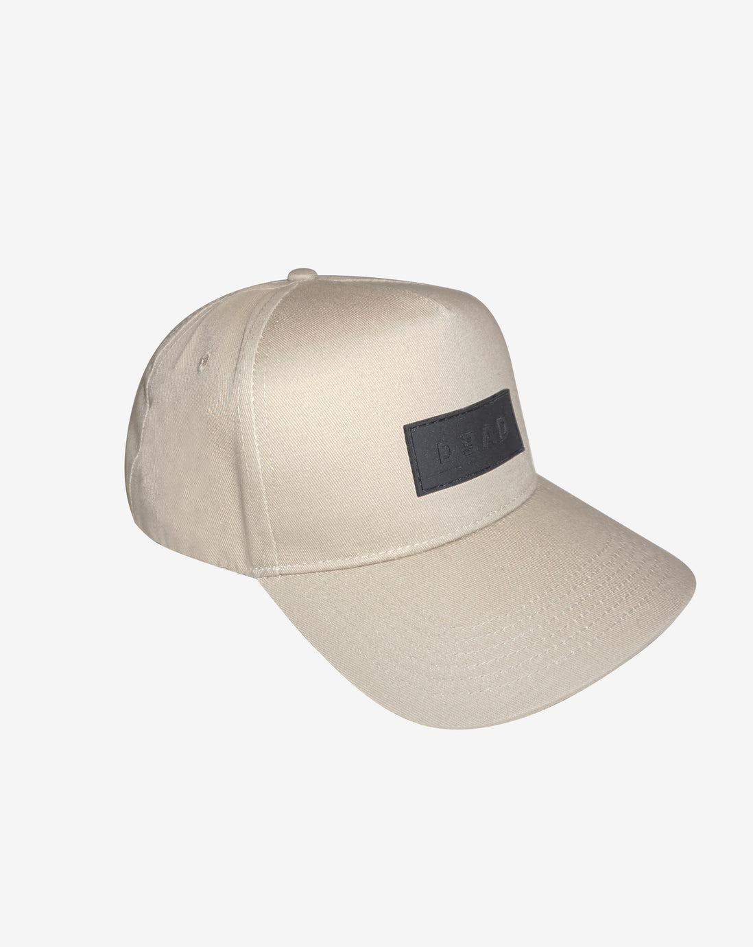 BADGE SNAPBACK - TAN