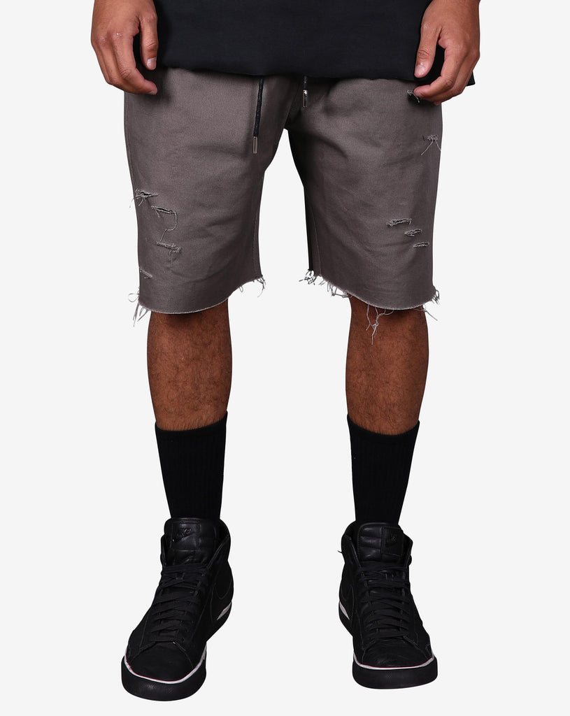 DESTROY WALK SHORT - GUN METAL