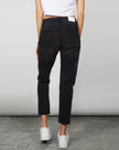 MAYA SLOUCH JEAN - WASHED BLACK
