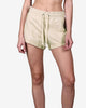 ROLLED SLOUCH SHORT - TAN