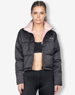 CROPPED PUFFA - DUCK DOWN