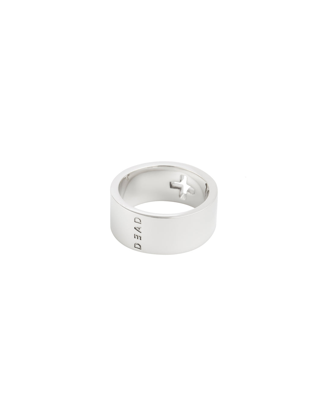 ORCUS RING- SILVER