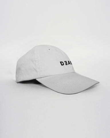 LOGO STRAP BACK - WHITE