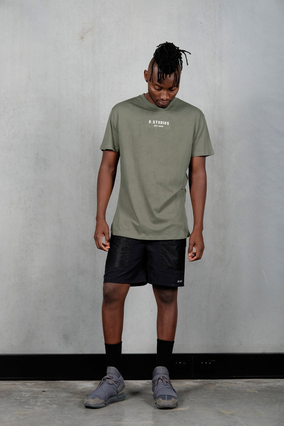 THIS IS WAR TEE - OLIVE