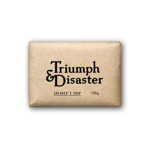Triumph & Disaster - Shearer's Soap