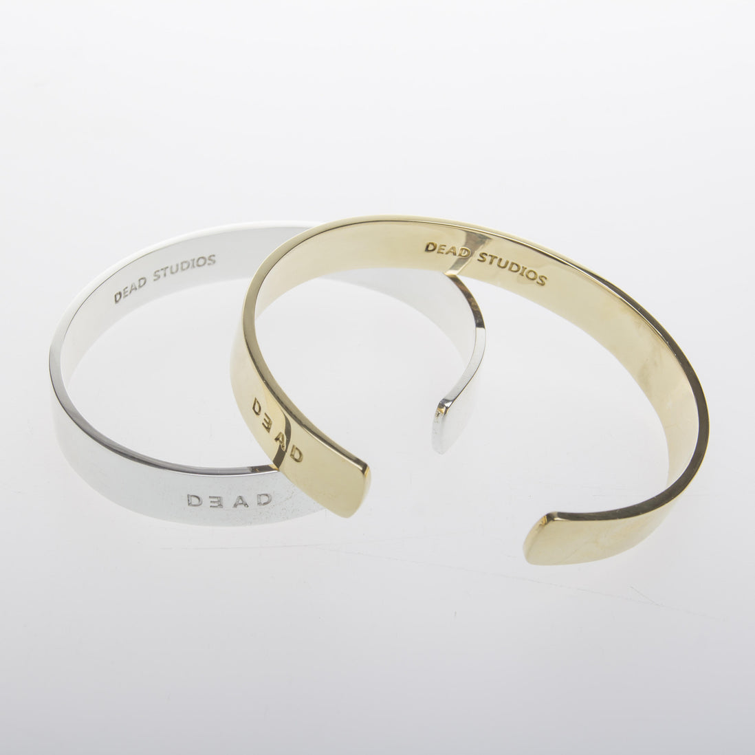DECES CUFF- BRASS