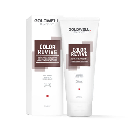 Dualsenses Colour Revive Giving Conditioner :  Cool Brown (200ml)