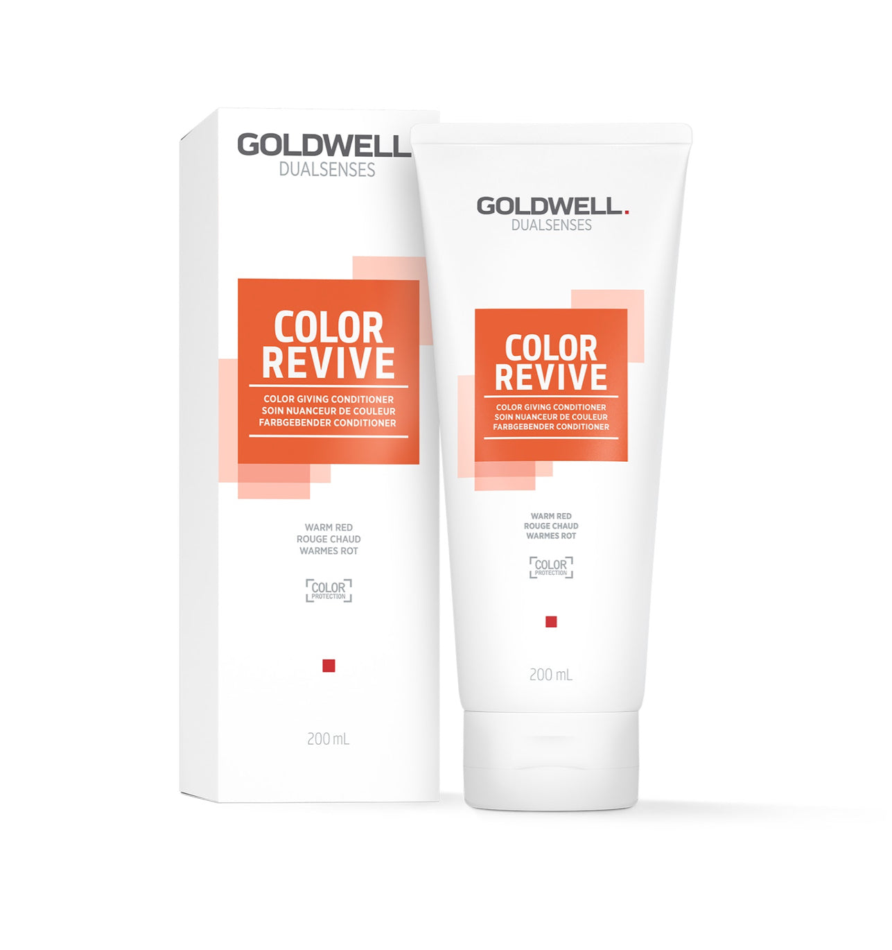 Dualsense Colour Revive Giving Conditioner :  Warm Red (200 ml)