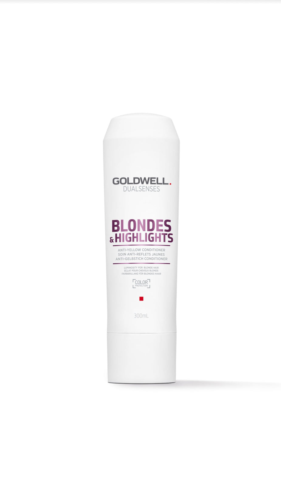 Dualsenses Blonde and Highlights Anti-Yellow Conditioner (300 ml)