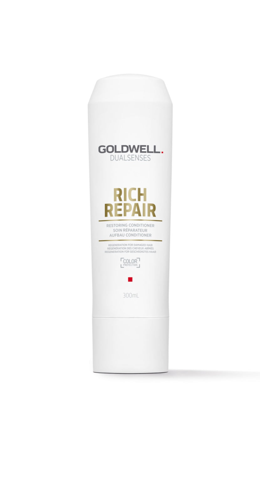 Dualsenses Rich Repair Restoring Conditioner. (300ml)