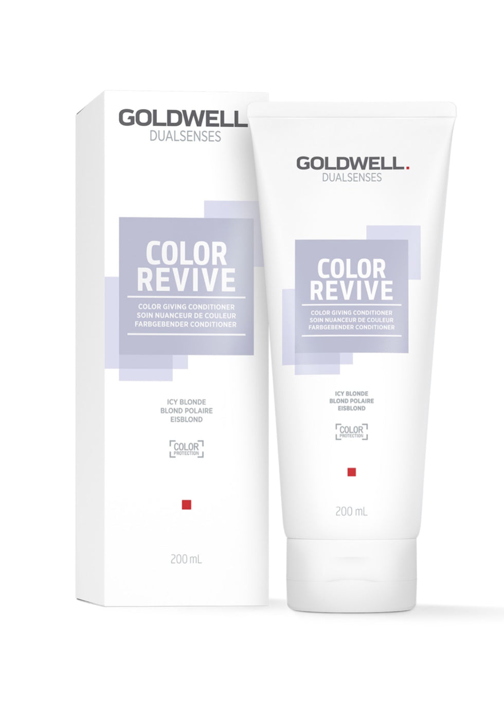 Dualsenses Colour Revive Giving Conditioner:  Icy Blonde (200 ml)