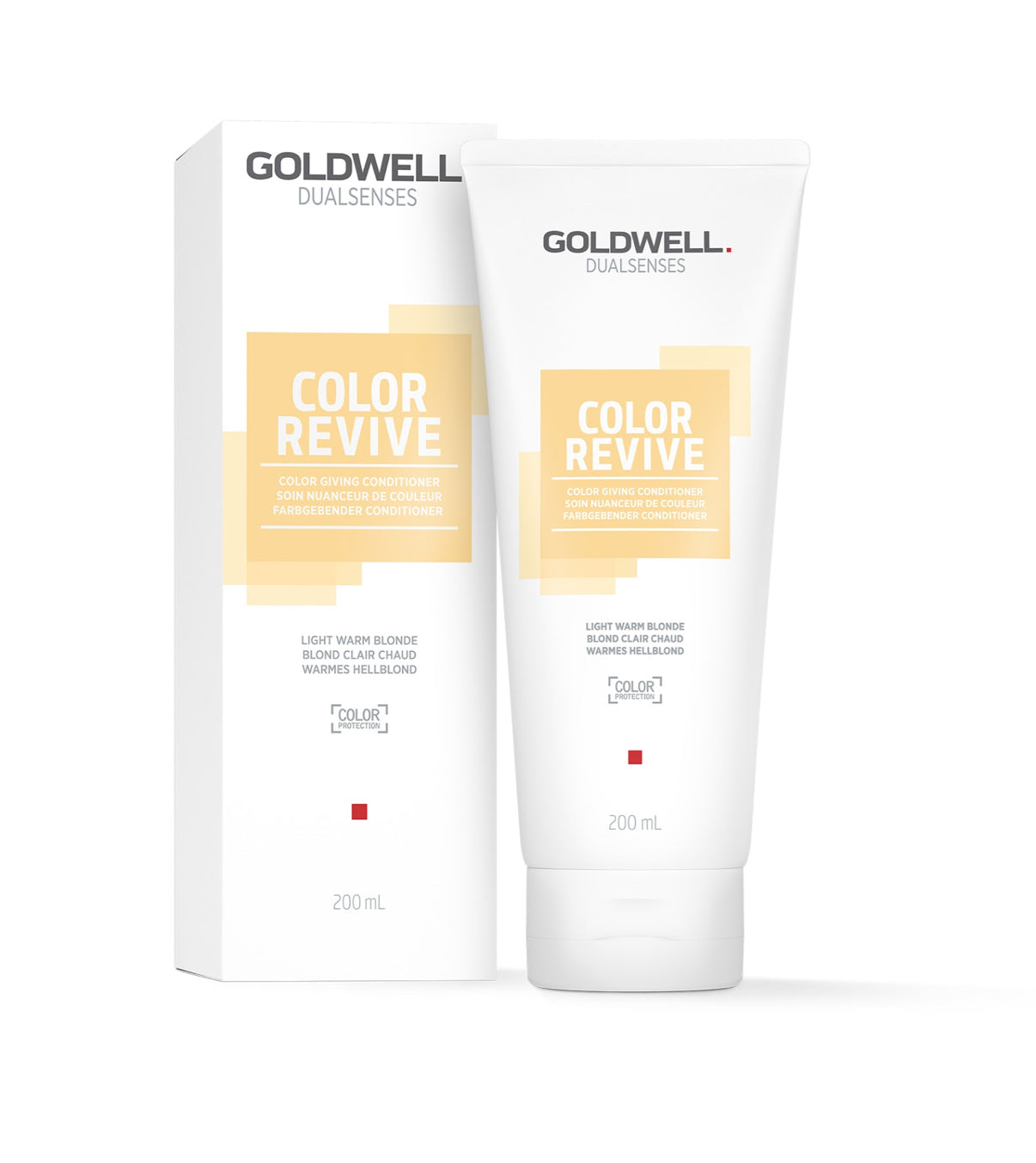 Dualsenses Colour Revive Giving Conditioner:  Light Warm Blonde (200 ml)