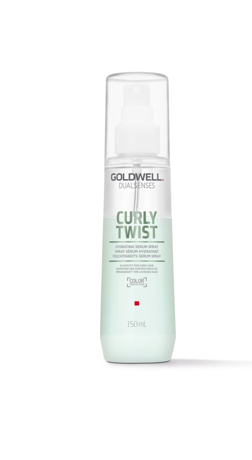 Dualsenses Curly Twist Hydrating Serum Spray  (250 ml)