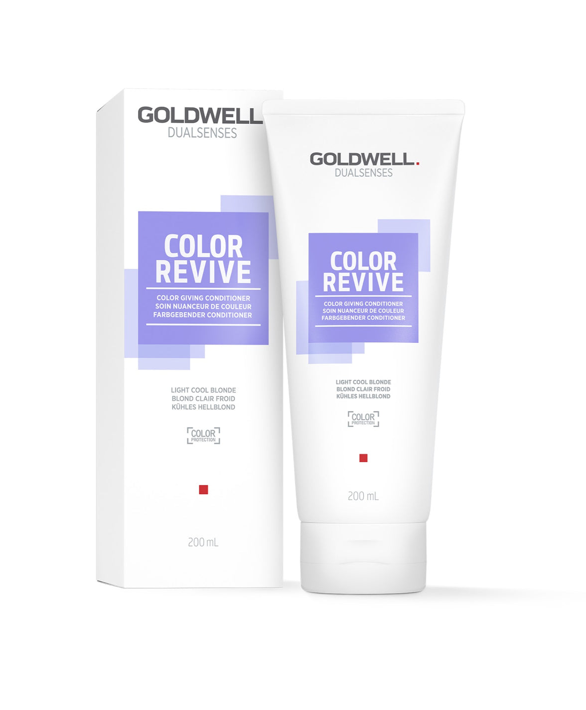 Dualsenses Colour Revive Giving Conditioner :  Light Cool Blonde (200 ml)