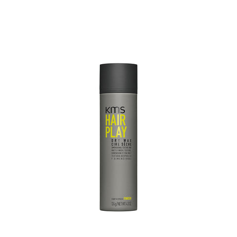 Hair play Dry Wax   (124g)