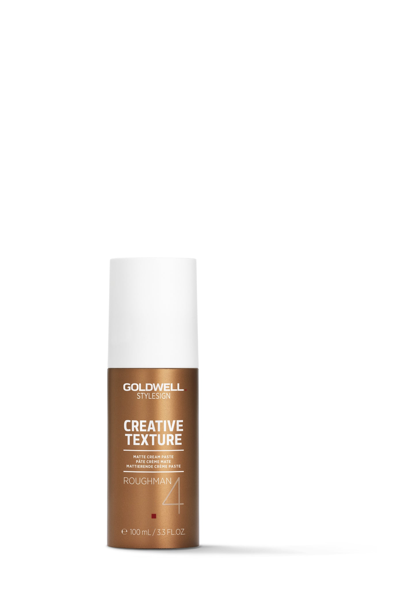Creative Texture Roughman Matte Creme Paste  (100ml)