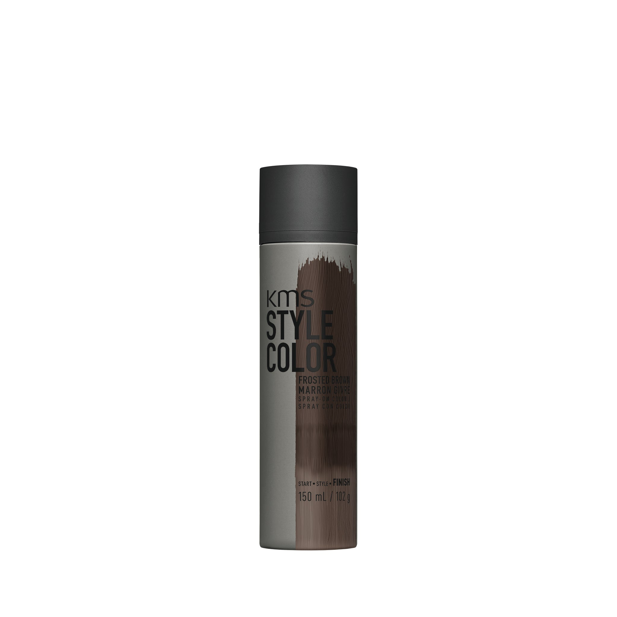 Style colour Frosted Brown. (150 ml)