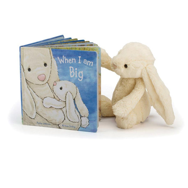 Jellycat When I Am Big Book