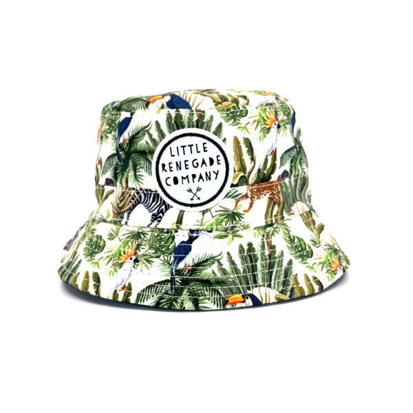 Jungle Fever Reversible Bucket Hat