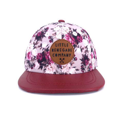 Blooming Berry Cap - MIDI