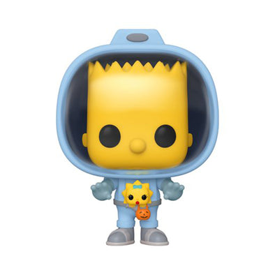 FUNKO POP! ANIMATION: Simpsons - Bart w/ Chestburster Maggie - Gamer's Town